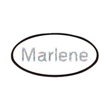 Marlene Paper Clips Patch