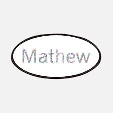 Mathew Paper Clips Patch