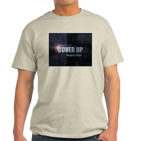 Benghazi Cover Up Light T-Shirt