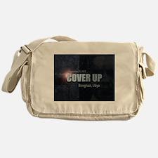 Benghazi Cover Up Messenger Bag
