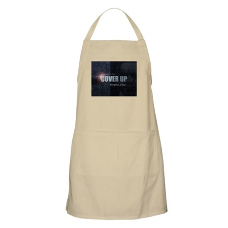 Benghazi Cover Up Apron