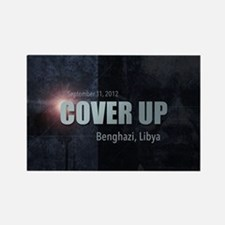 Benghazi Cover Up Rectangle Magnet