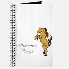 alternative ways horse Journal