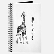 Alternative Ways giraffe Journal