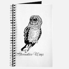 Alternative ways Owl Journal