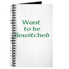 want to be bewitched Journal