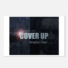 Benghazi Cover Up Postcards (Package of 8)