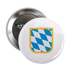 """Bavaria flag 2.25"""" Button"""
