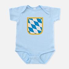 Bavaria flag Infant Bodysuit