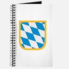 Bavaria flag Journal