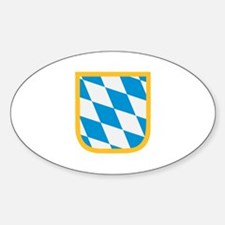 Bavaria flag Decal