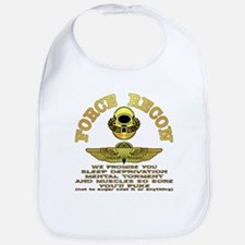 Force Recon We Promise Bib