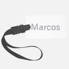 Marcos Paper Clips Luggage Tag