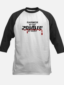 Farmer Zombie Tee
