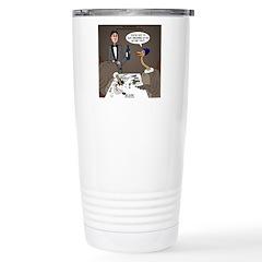 Ostrich Fine Dining Travel Mug