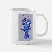 BLUE LOBSTER Mug