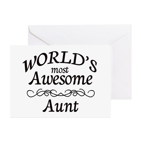 Awesome Greeting Cards (Pk of 20)