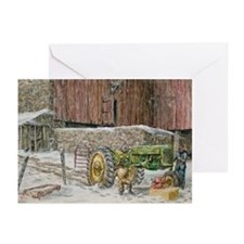 Vanishing Times Greeting Cards (Pk of 20)