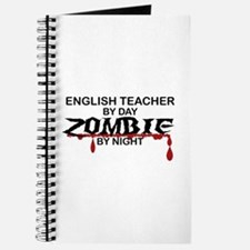 English Teacher Zombie Journal
