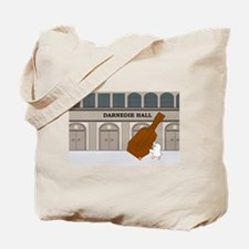 I am late again... Tote Bag