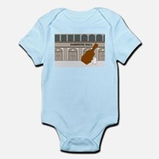 I am late again... Infant Bodysuit