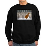 Double bass Sweatshirt (dark)