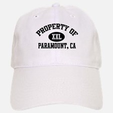 Property of PARAMOUNT Baseball Baseball Cap
