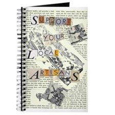 Support Your Local Artisans Journal