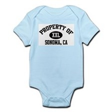 Property of SONOMA Infant Creeper