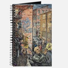 Back Alley Blues Journal