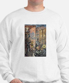 Back Alley Blues Sweatshirt