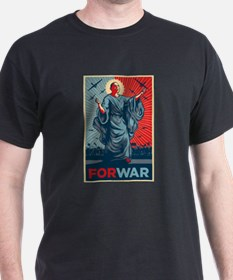 Obama For War T-Shirt