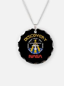STS 121 NASA Necklace