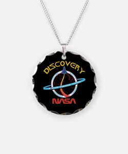 Discovery STS 114 Necklace