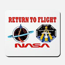 Return To Flight Mousepad