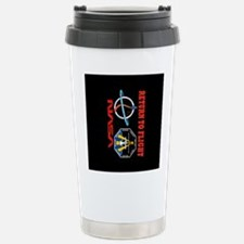 STS-121 Stainless Steel Travel Mug