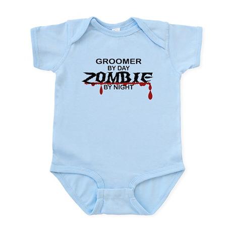 Groomer Zombie Infant Bodysuit