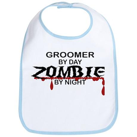 Groomer Zombie Bib