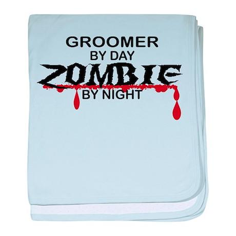 Groomer Zombie baby blanket