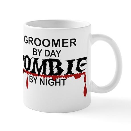 Groomer Zombie Mug