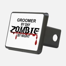 Groomer Zombie Hitch Cover