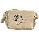 Veterinary technician Canvas Bags
