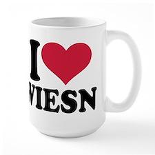 I love Wiesn Oktoberfest Mug