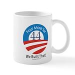 4 More for 44 VICTORY! Mug