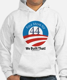 4 More for 44 VICTORY! Hoodie