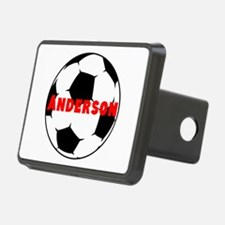 Personalized Soccer Hitch Cover