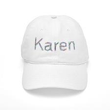 Karen Paper Clips Baseball Cap