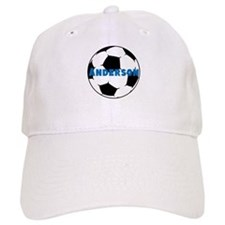 Personalized Soccer Baseball Baseball Cap
