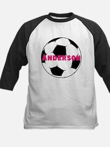 Personalized Soccer Kids Baseball Jersey