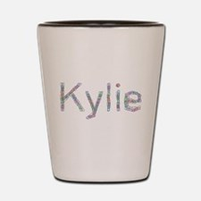 Kylie Paper Clips Shot Glass
